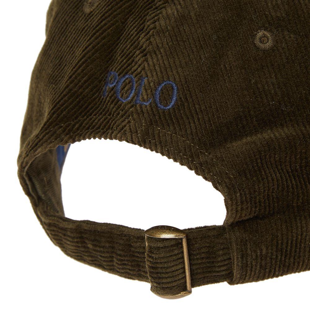 Polo Ralph Lauren Corduroy Cap. Company Olive.  55. image. image. image.  image. image e0607460609