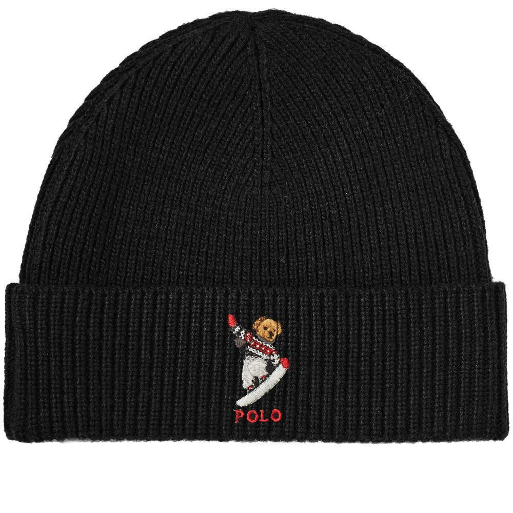 homePolo Ralph Lauren Snowboard Bear Beanie. image. image. image f6f96cb8fa3