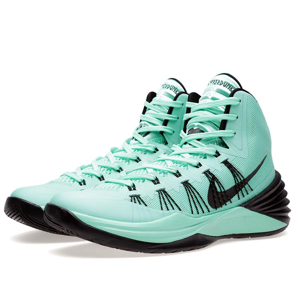 91e5bad33e4a Nike Hyperdunk 2013 Green Glow