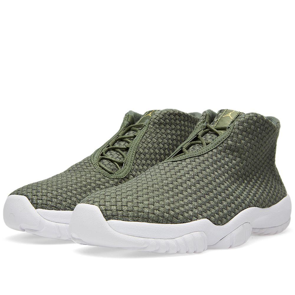 64452fdd2b0 Nike Air Jordan Future Iron Green