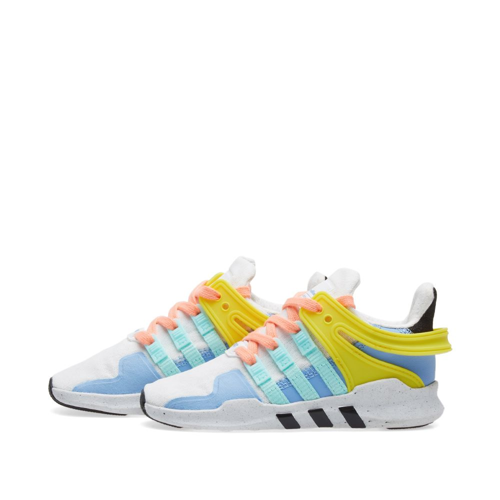 online store 861b3 837c2 Adidas Equiptment Support ADV Mini Rodini Sneakers