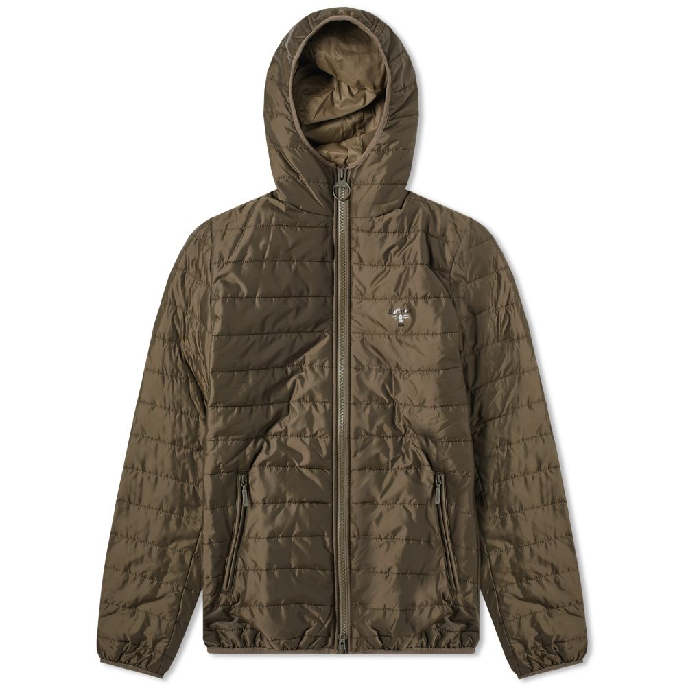 90b06de6535 Barbour Birkhouse Quilted Jacket Olive
