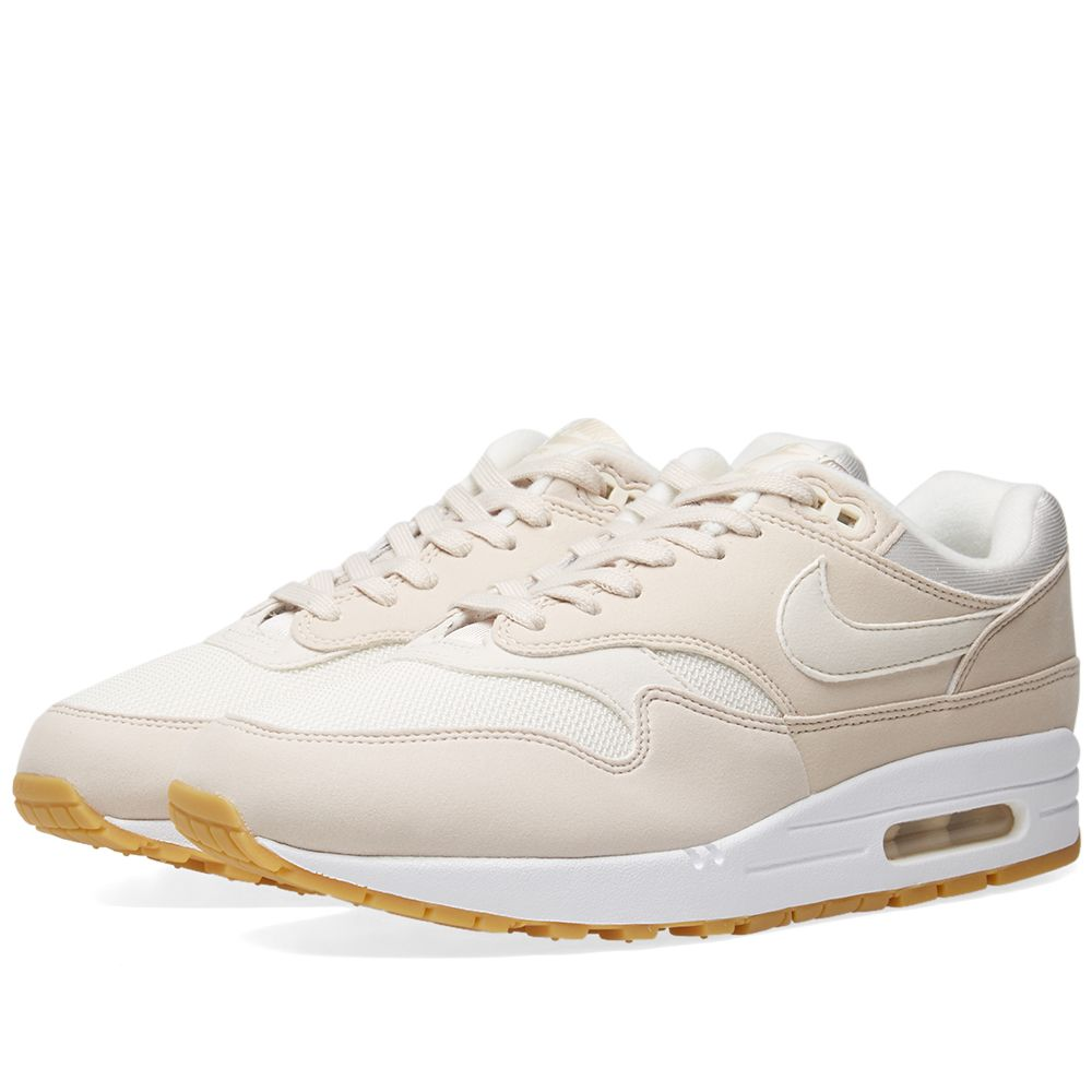 sale retailer ca24b 9b6e0 Nike Air Max 1 W Desert Sand, Phantom  Brown  END.