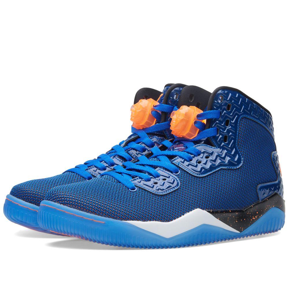 b3d0e1c130be Nike Air Jordan Spike Forty Game Royal   Total Orange