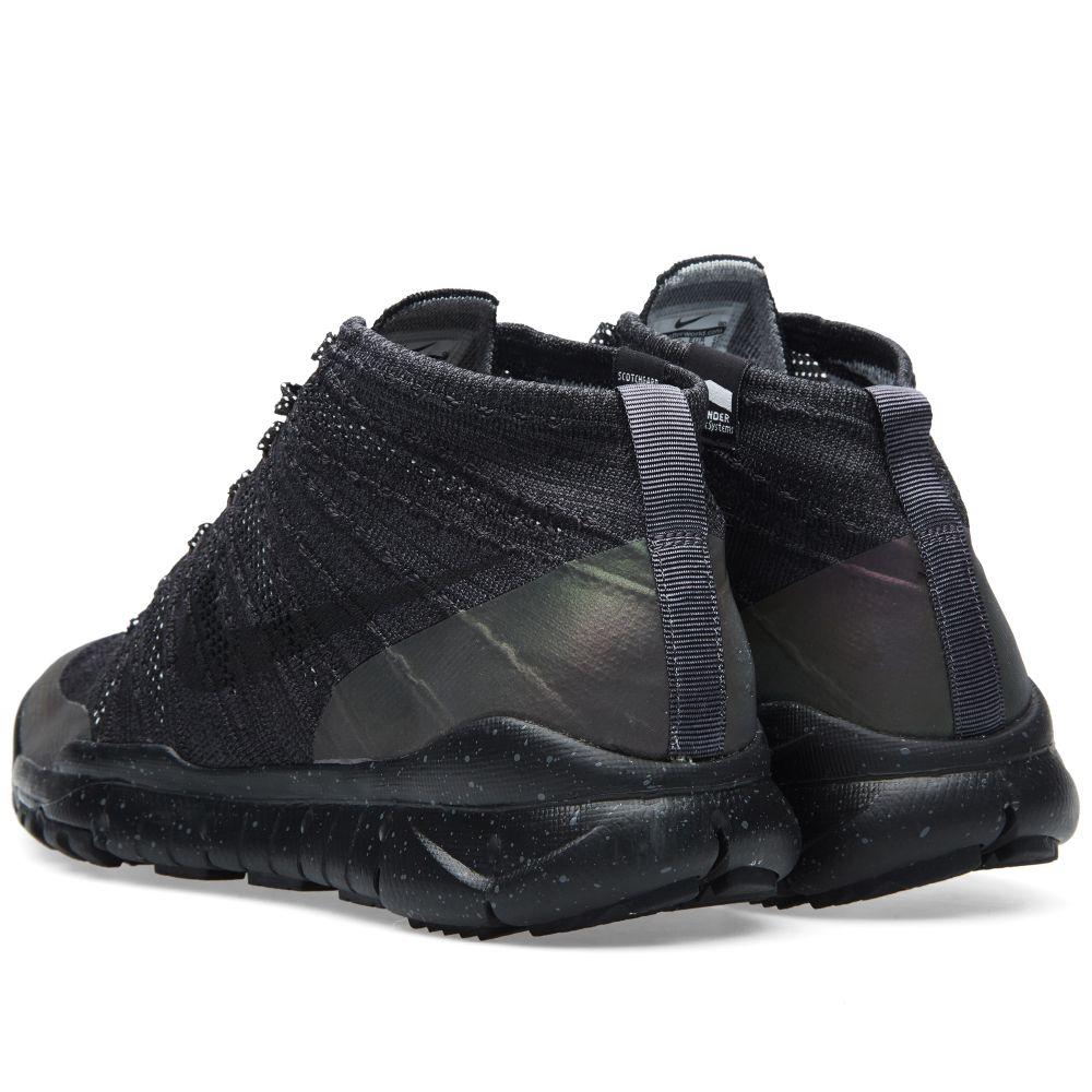 c352c849f012 Nike Flyknit Trainer Chukka FSB Black