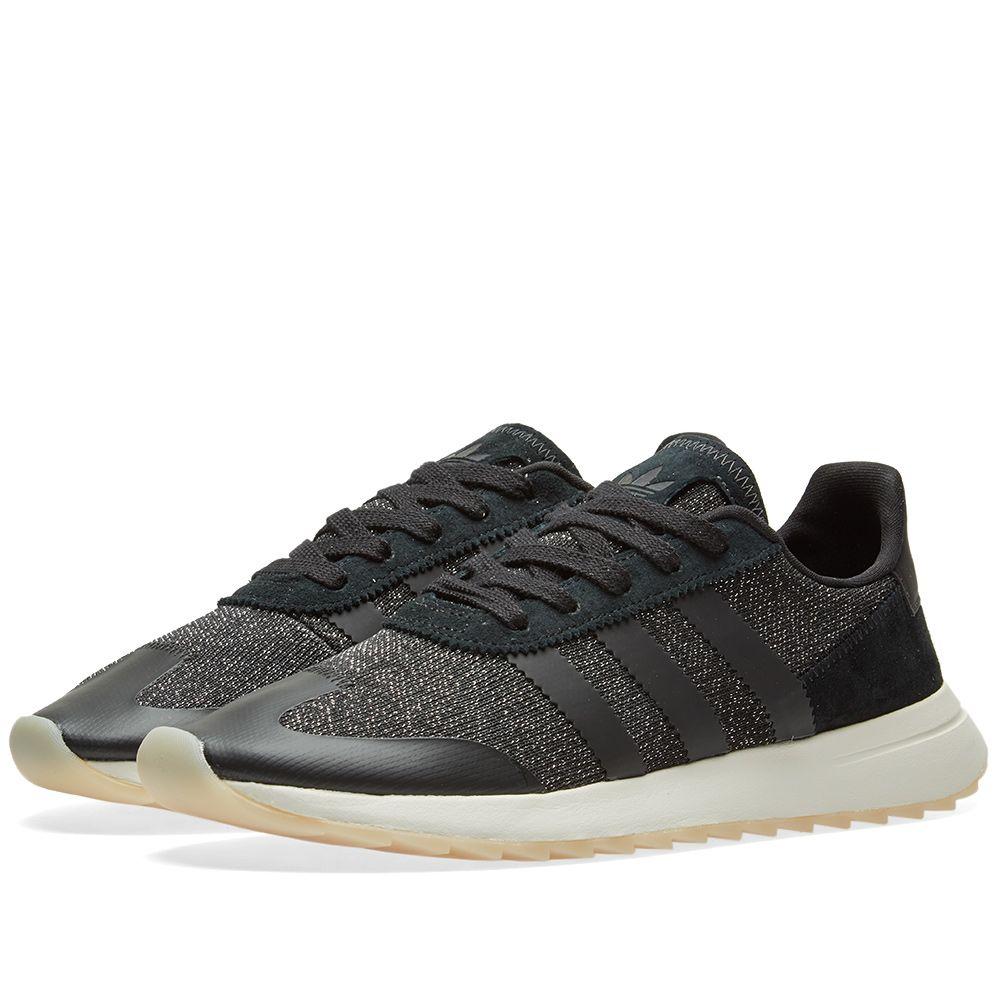 finest selection d762b 7840c Adidas Flashback W. Core Black  Crystal White. £69 £35. image