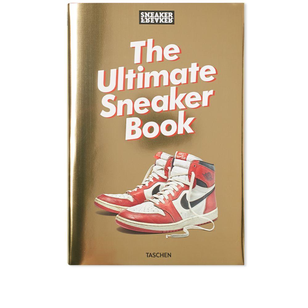 e5e69a98af5b56 The Ultimate Sneaker Book Sneaker Freaker