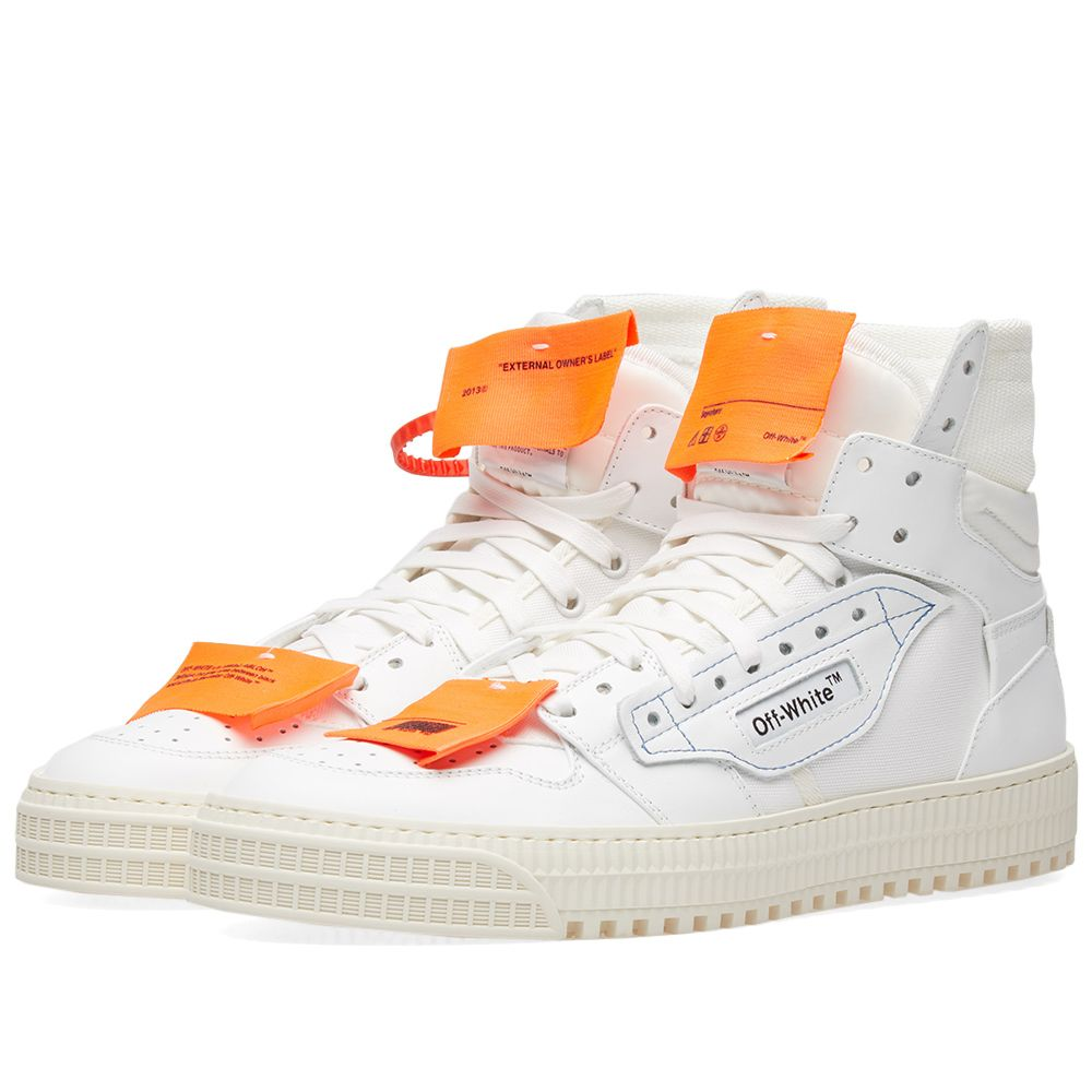Off-White 3.0 Low Sneaker White  077a78988