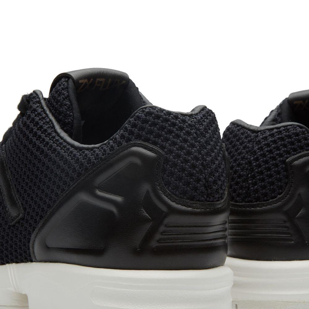 low priced 1c08f d2622 Adidas ZX Flux. Core Black  Vintage White