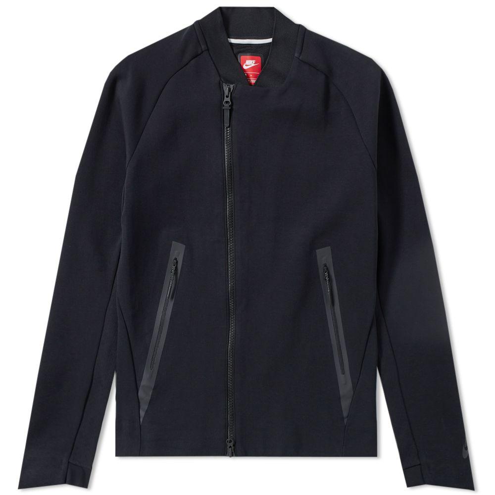 eb65e33a4996 Nike Tech Fleece Jacket Black