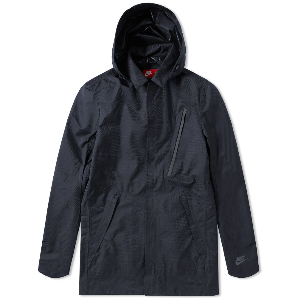 cc8098368741 Nike Waterproof Bonded Blazer Black