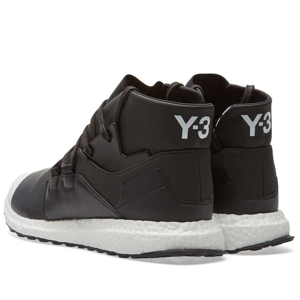 e245cc31575f Y-3 Kozoko High Boost Core Black   White