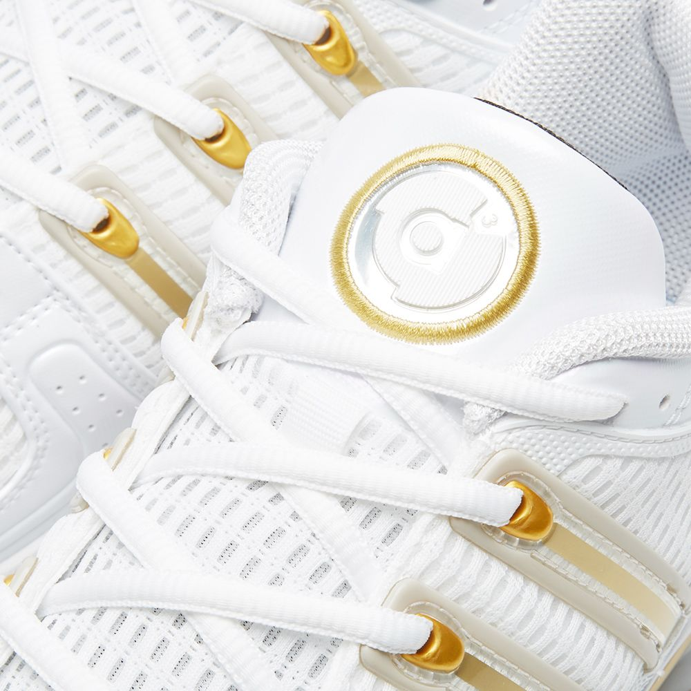 on sale 48ca4 46f3d Adidas A3 Twinstrike. White  Gold Metallic
