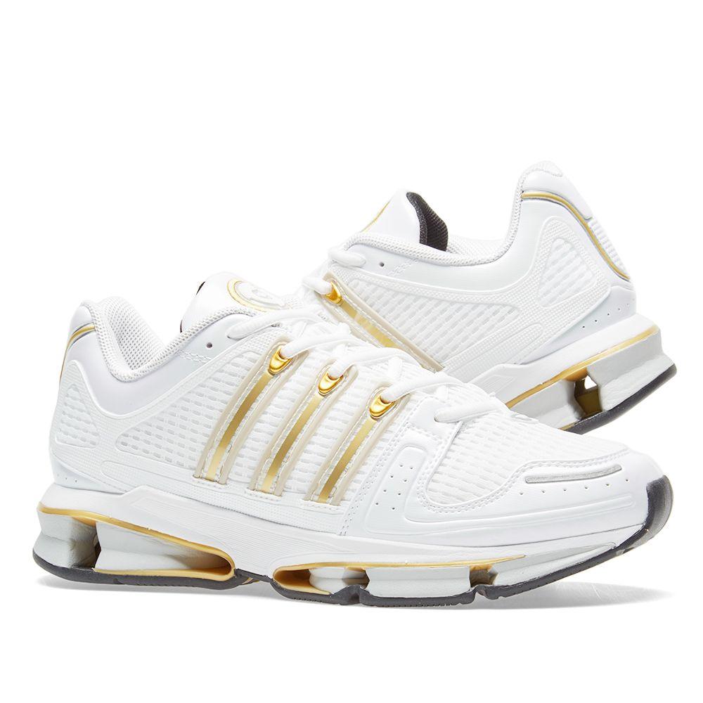 best service f7648 05bd4 Adidas A3 Twinstrike White   Gold Metallic   END.