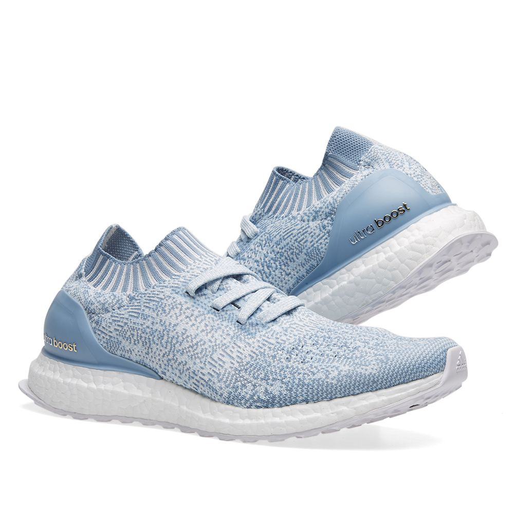 Adidas Ultra Boost Uncaged W. Crystal White   Tactile Blue. CA 199 CA 129.  image. image. image. image. image. image. image 84142d2f4