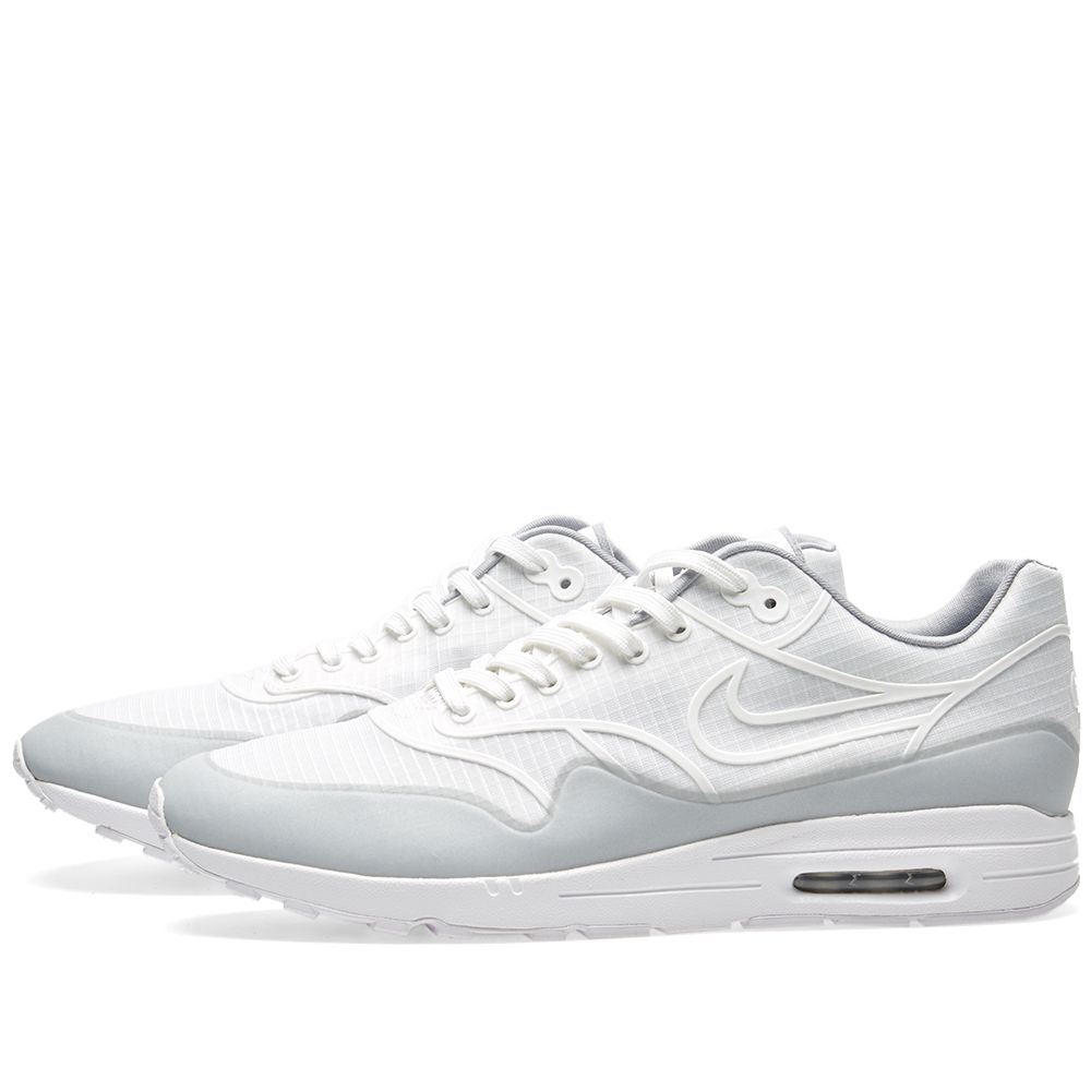 buy online a8745 01d4b Nike W Air Max 1 Ultra 2.0 SI White   Wolf Grey   END.