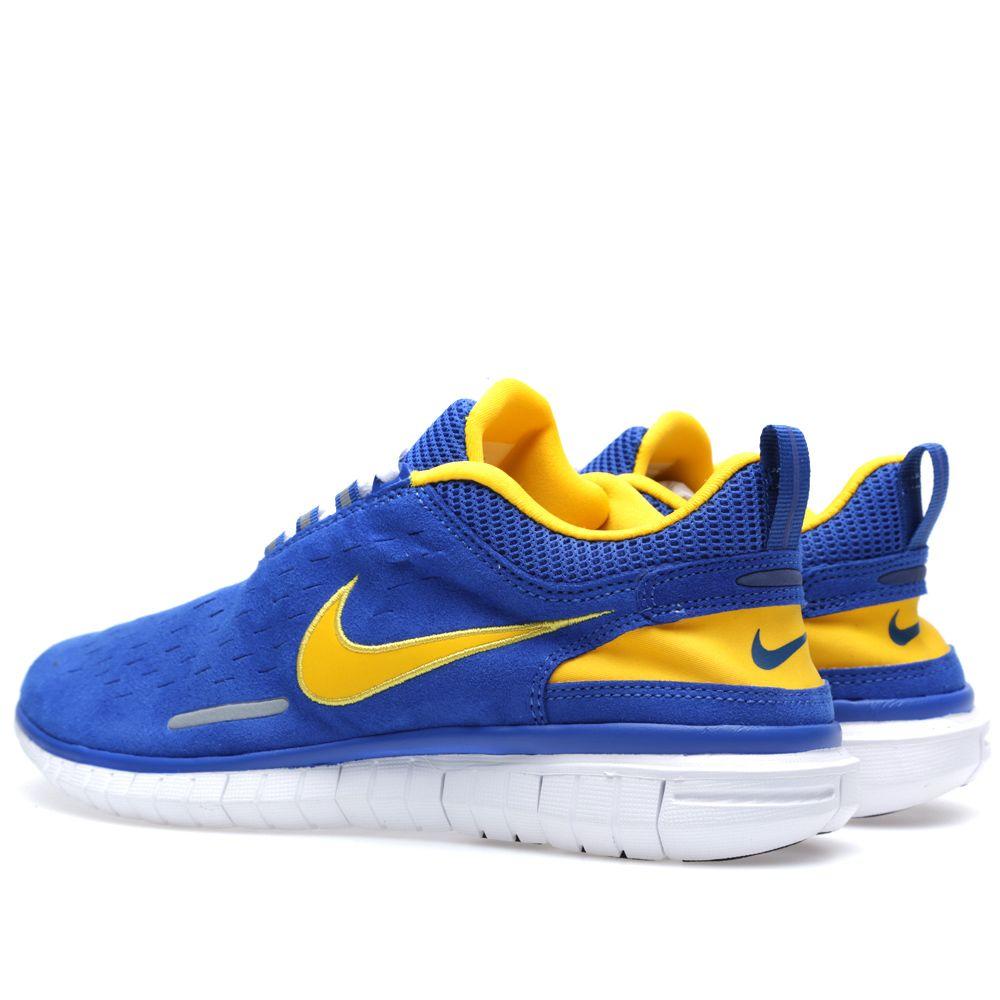 042081d58ec7 Nike Free Superior OG Sport Royal   Varsity Maize