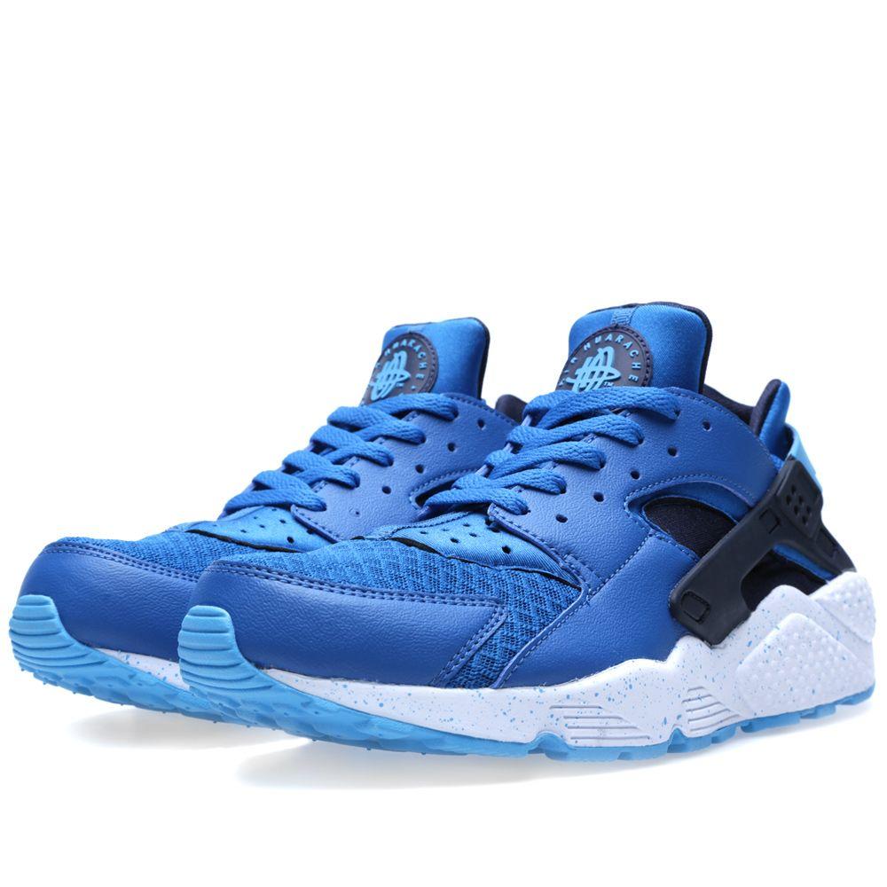 007130d0 Nike Air Huarache Military Blue & Obsidian | END.