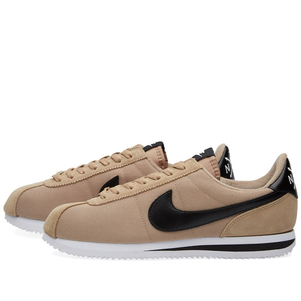 best cheap a5a41 fba23 Nike Cortez Basic Premium QS Desert Camo  Black  END.