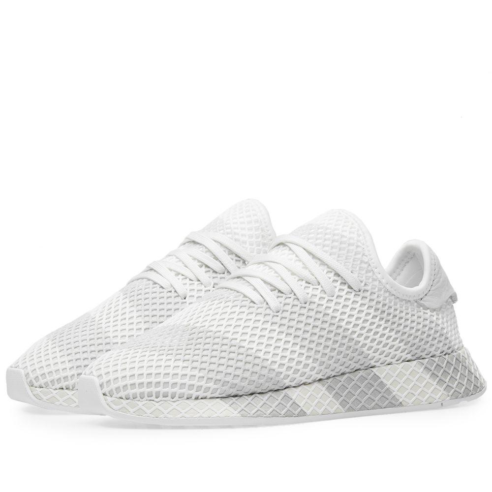 official photos a5c9d a767a Adidas Deerupt Footwear White  END.