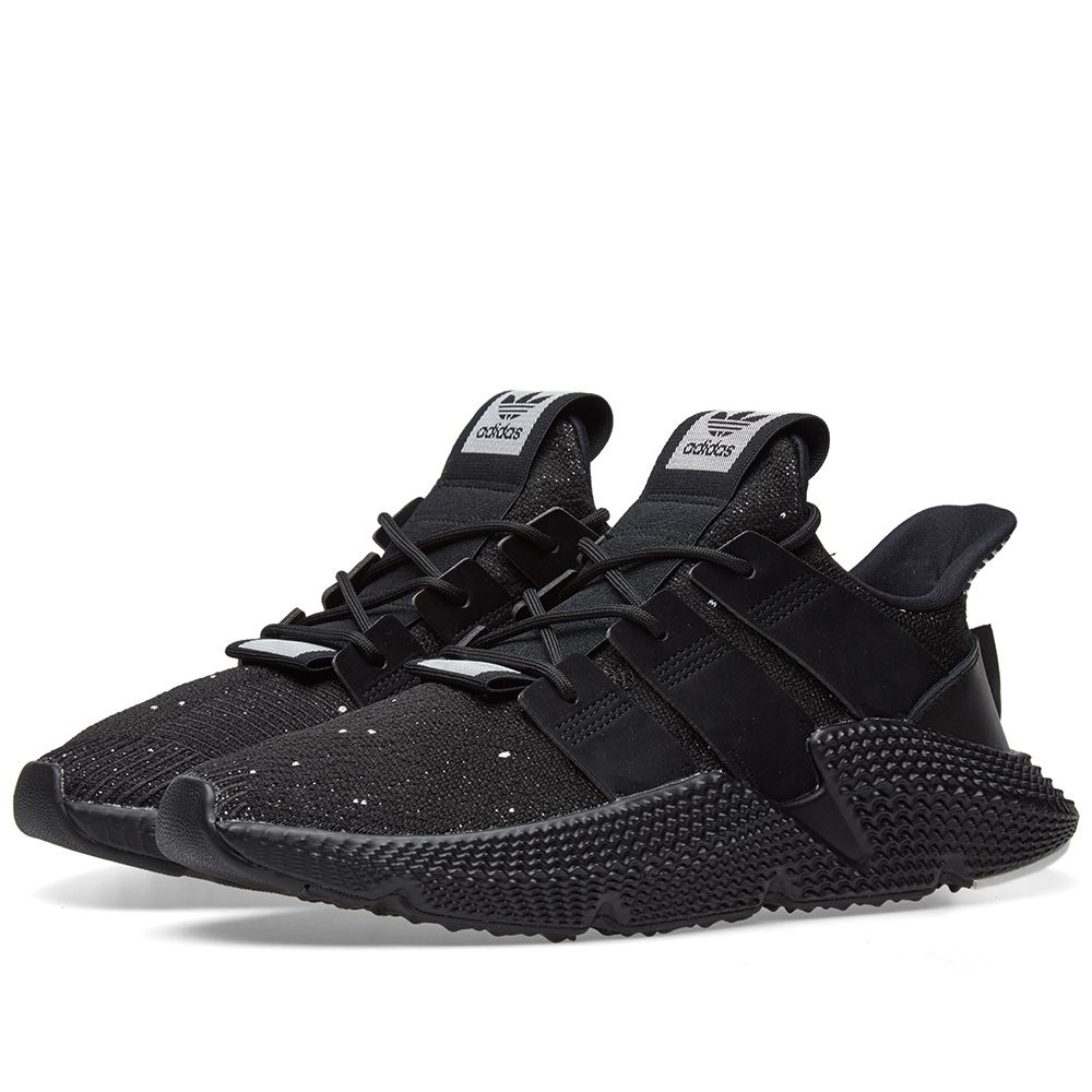 58e6fb4387c1 Adidas Prophere Black   White