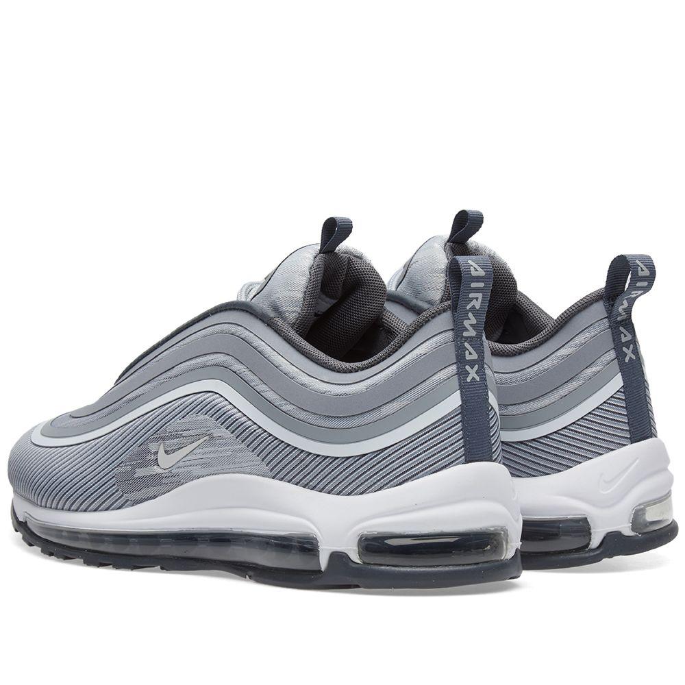promo code 165b8 9e8fd Nike Air Max 97 Ultra 17 Wolf Grey, White  Dark Grey  END.