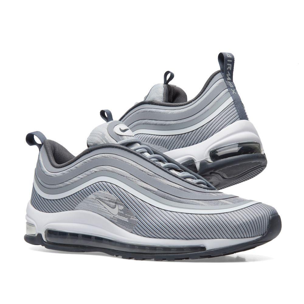 promo code d1db1 cfa83 Nike Air Max 97 Ultra 17 Wolf Grey, White  Dark Grey  END.