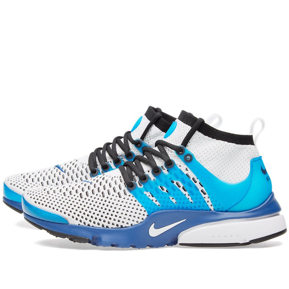 7af13dfff5c4 Nike Air Presto Ultra Flyknit Atlantic Blue