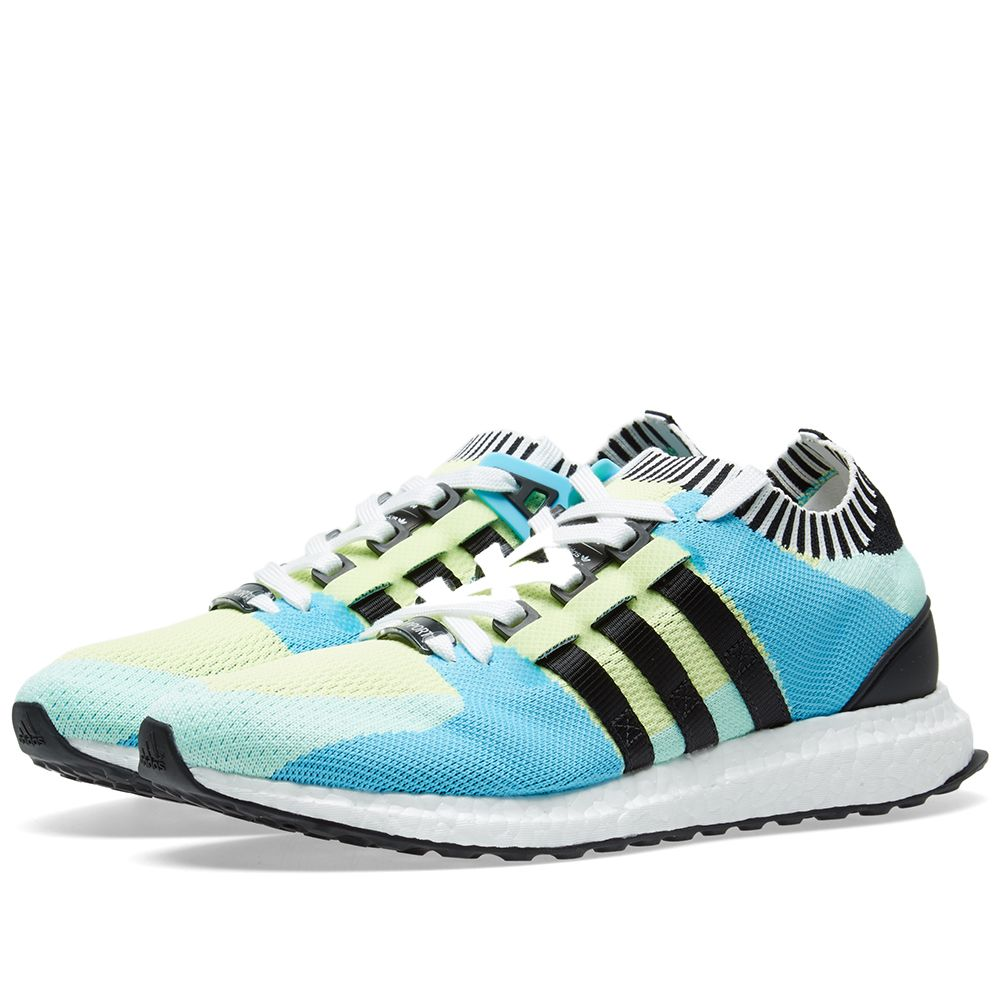 7f461301f0af Adidas EQT Support Ultra PK Frozen Yellow   Core Black
