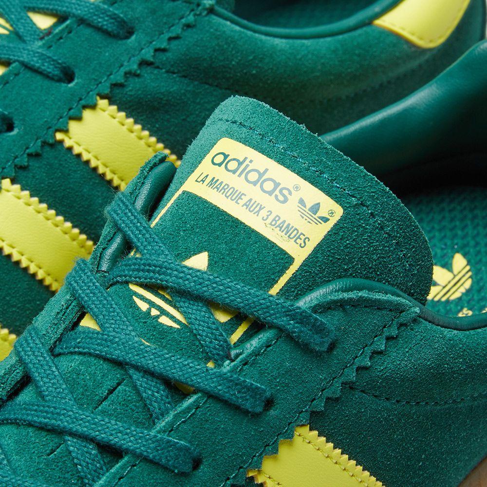 Adidas Bermuda. Collegiate Green c84fd3842