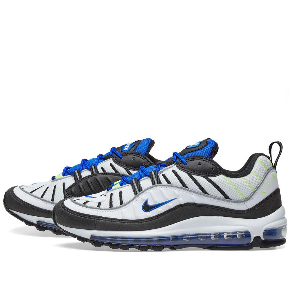 Nike Air Max 98 White 60a137998