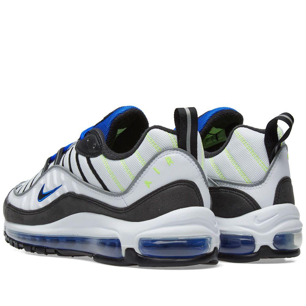 Nike Air Max 98. White 5eff3d4d3