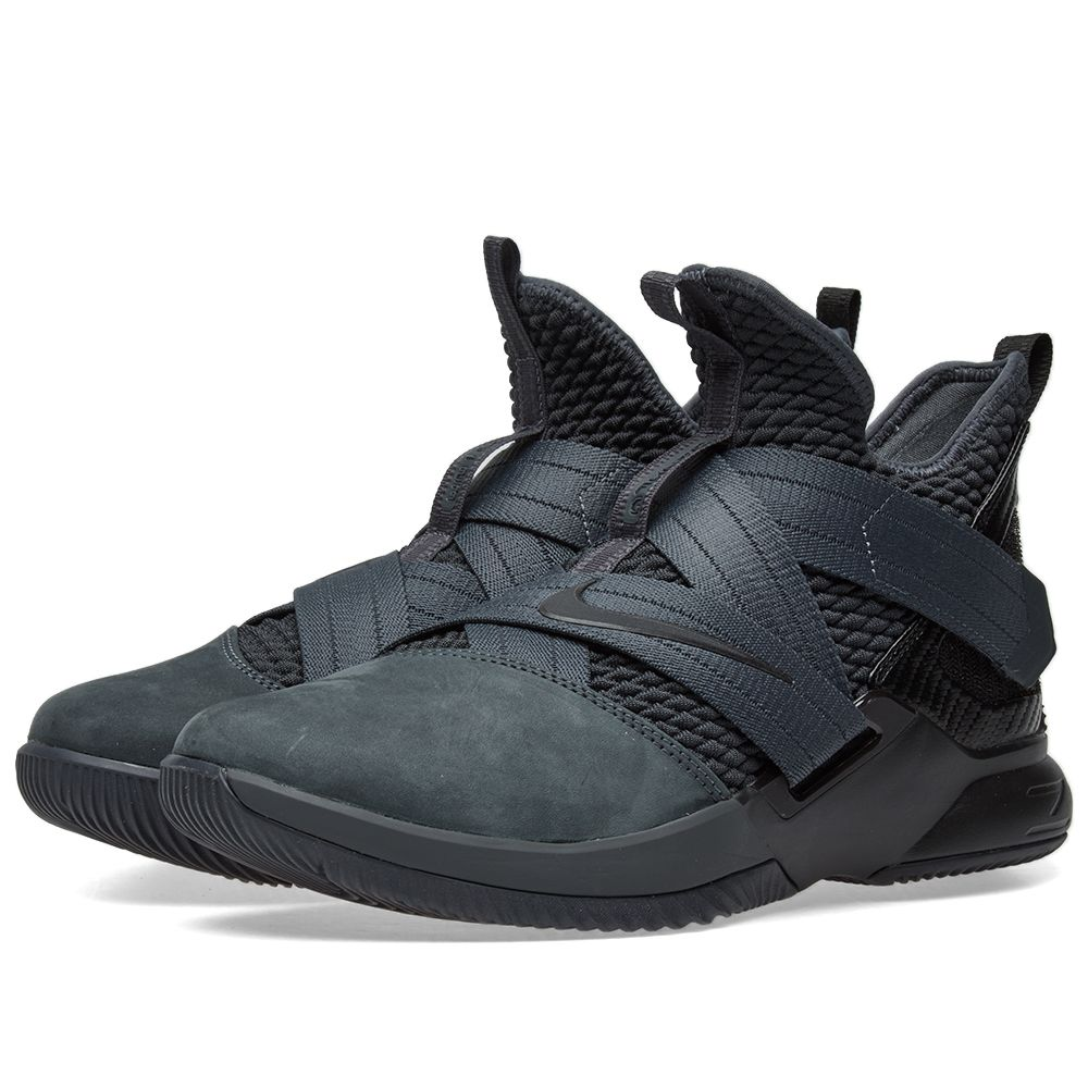 Nike Lebron Soldier XII SFG Anthracite   Black  3491b30fd