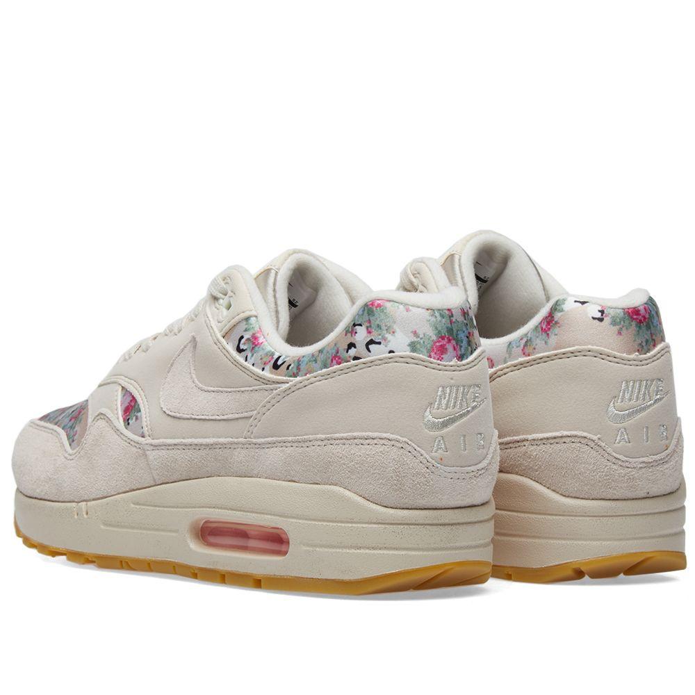 8d2d295337ba Nike Air Max 1 W  Floral Camo  Desert Sand