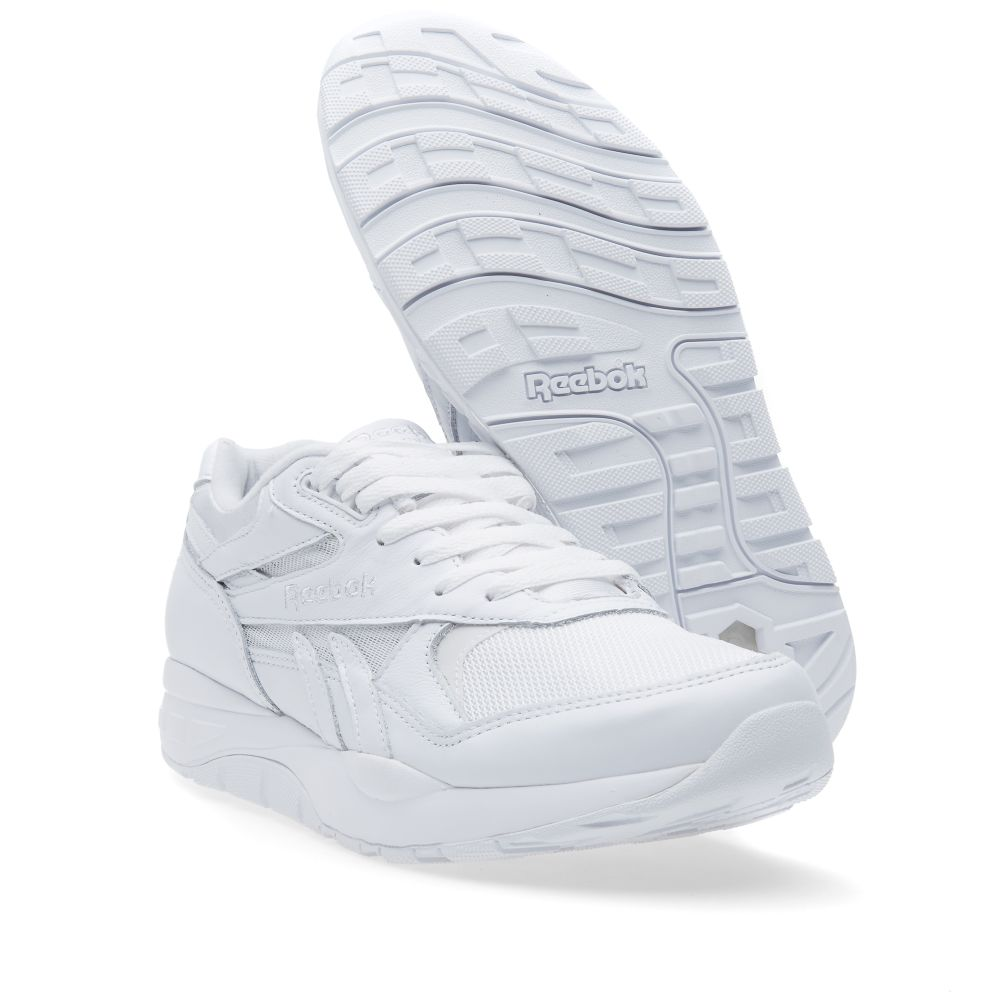 competitive price f5e61 998e2 Reebok Ventilator Supreme Leather. Triple White. £89 £45. image. image.  image. image