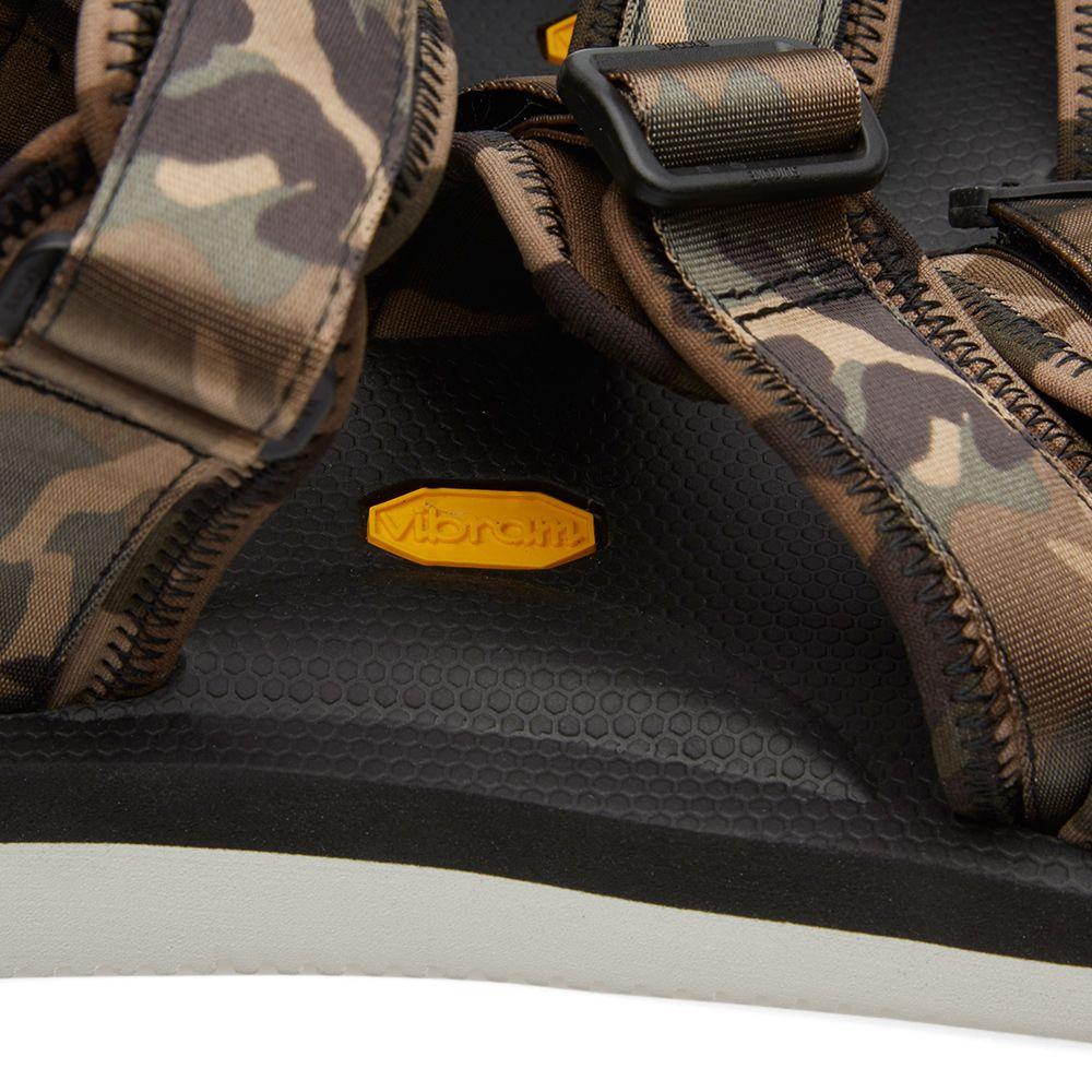 1e14de74d5a1 END. x Suicoke KISEE-V Sandal  Disruptive Pattern Material ...