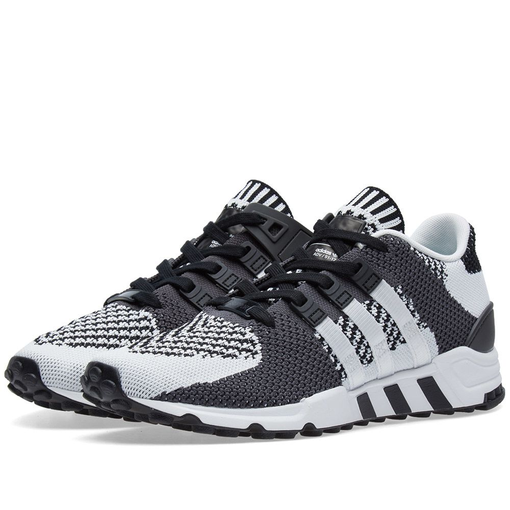 new arrival f8a53 78f83 Adidas EQT Support RF PK Core Black  Vintage White  END.