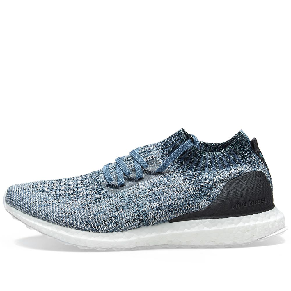 e33c045ef3cf Adidas Ultra Boost Uncaged Parley Raw Grey