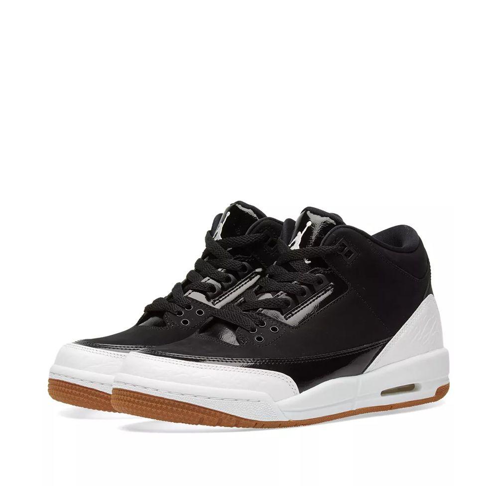 Air Jordan 3 Retro GS Black c3d5d63828