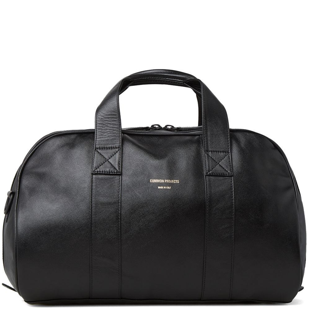 c8d5f8f70f Common Projects Duffle Bag Black
