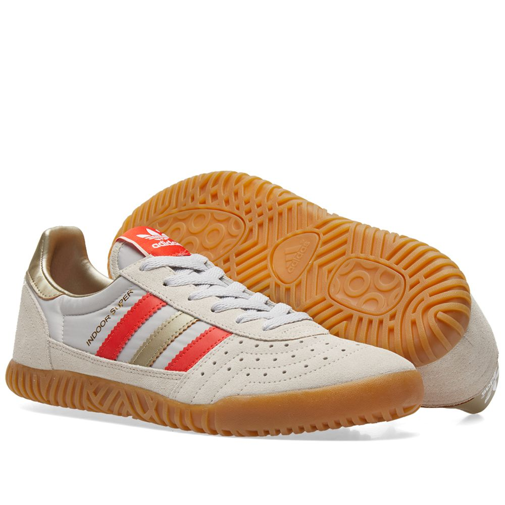 89908d678ee Sold out. Description. adidas  Indoor Super sneakers ...