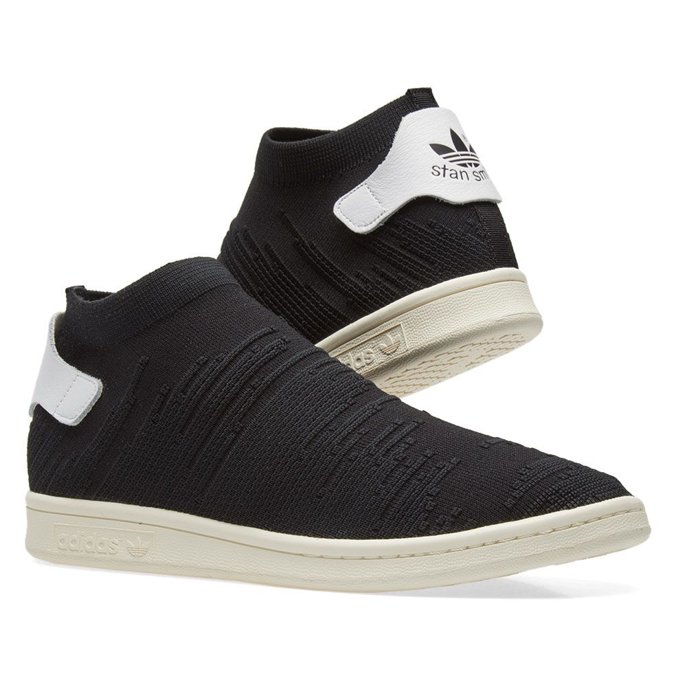 finest selection ca6d1 c856f Adidas Stan Smith Sock PK W