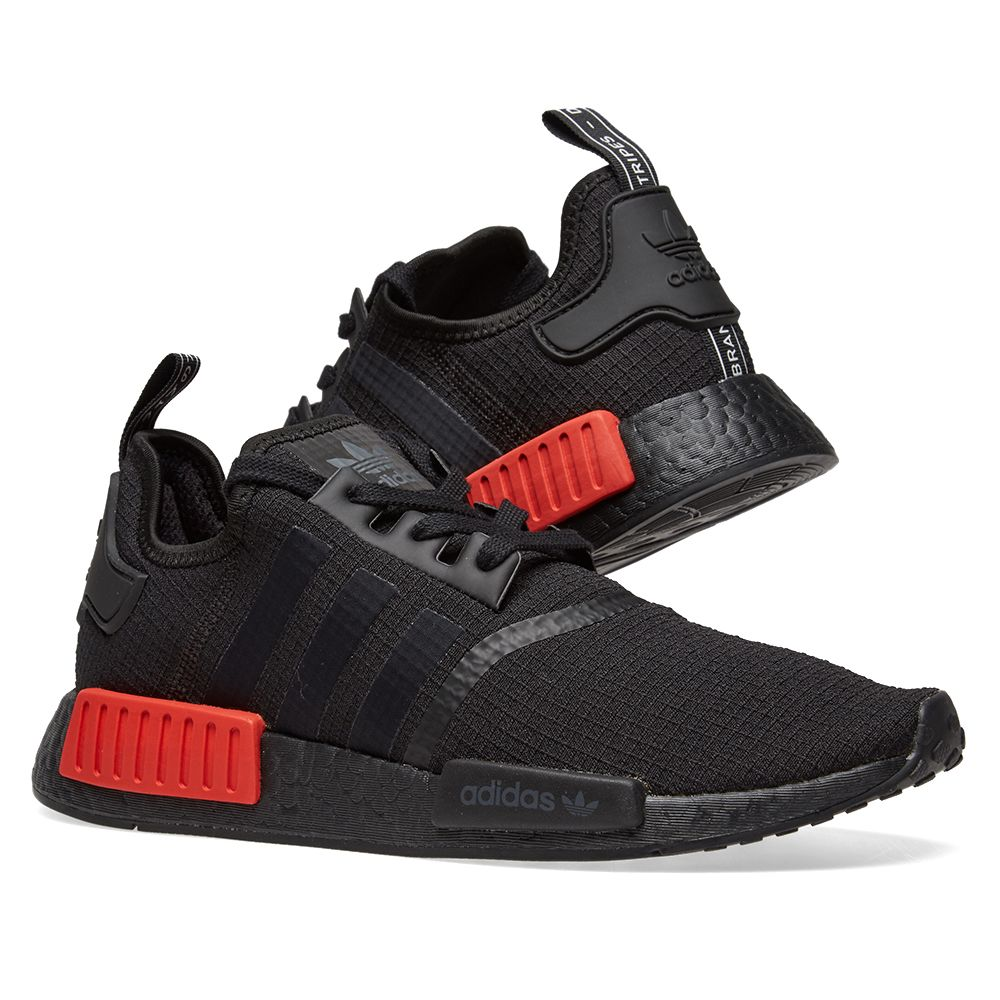 size 40 905fd 31d4a Adidas Nmd Black Lush Red - Best Pictures Of Adidas Carimage