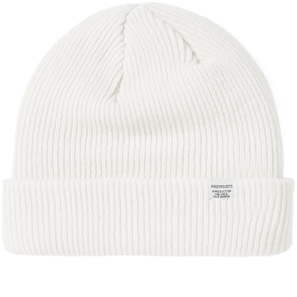 630fc6bcb20 Norse Projects Beanie White