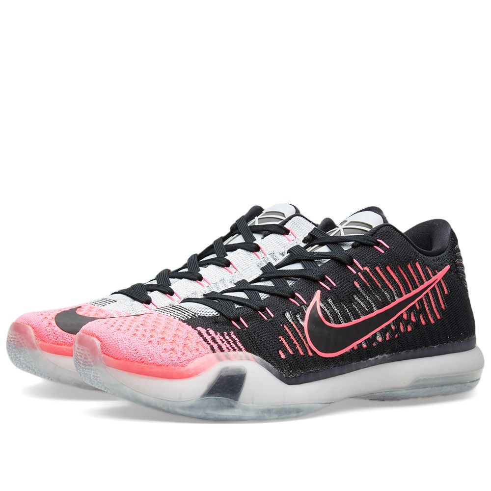 4f4e77a8181b Nike Kobe X Elite Low  Mambacurial  Black