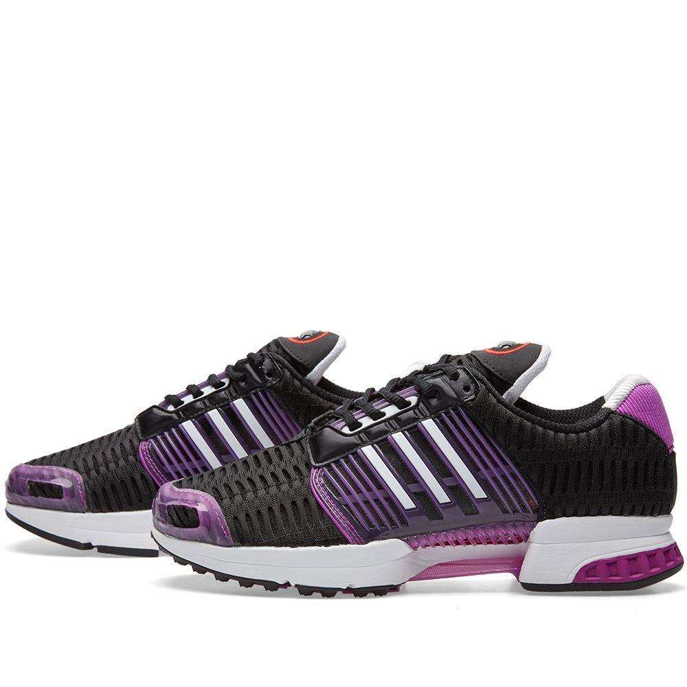 check out 0133a f352e Adidas ClimaCool 1 Black, White  Shock Purple  END.