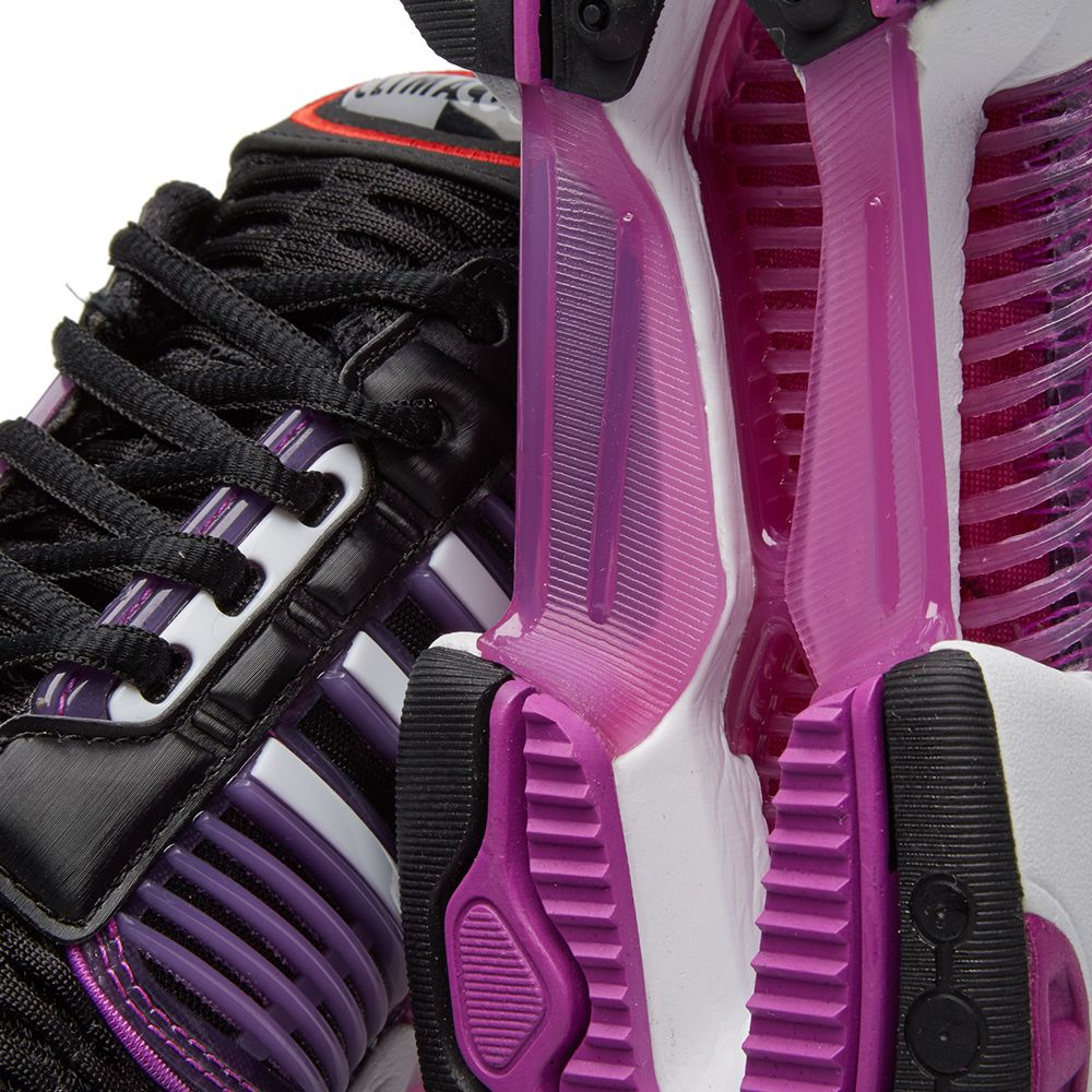 release date 2406d 6e6c1 Adidas ClimaCool 1. Black, White  Shock Purple