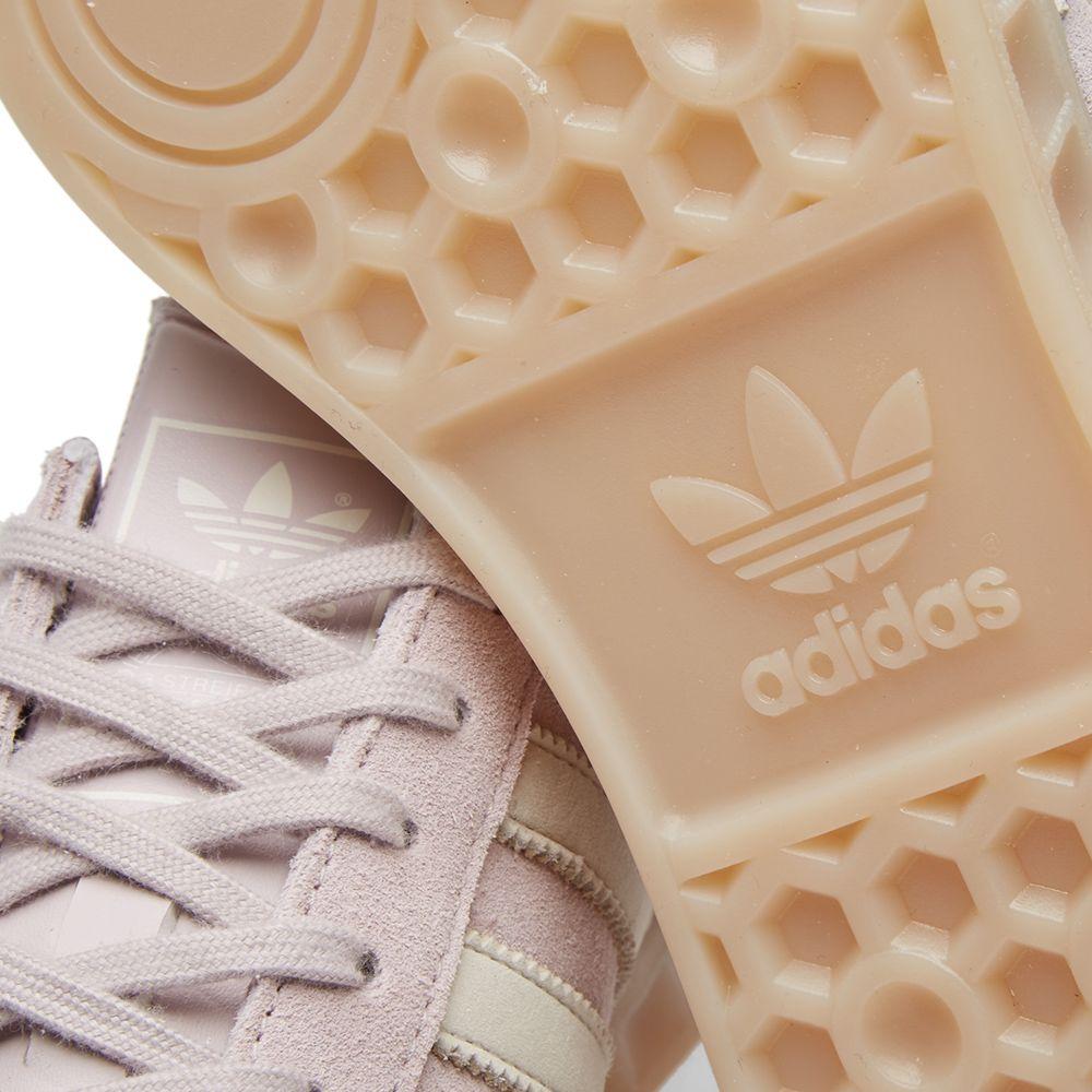 best service c2ca2 a125b Adidas Womens Hamburg W. Ice Purple  Gum. £75 £45. image