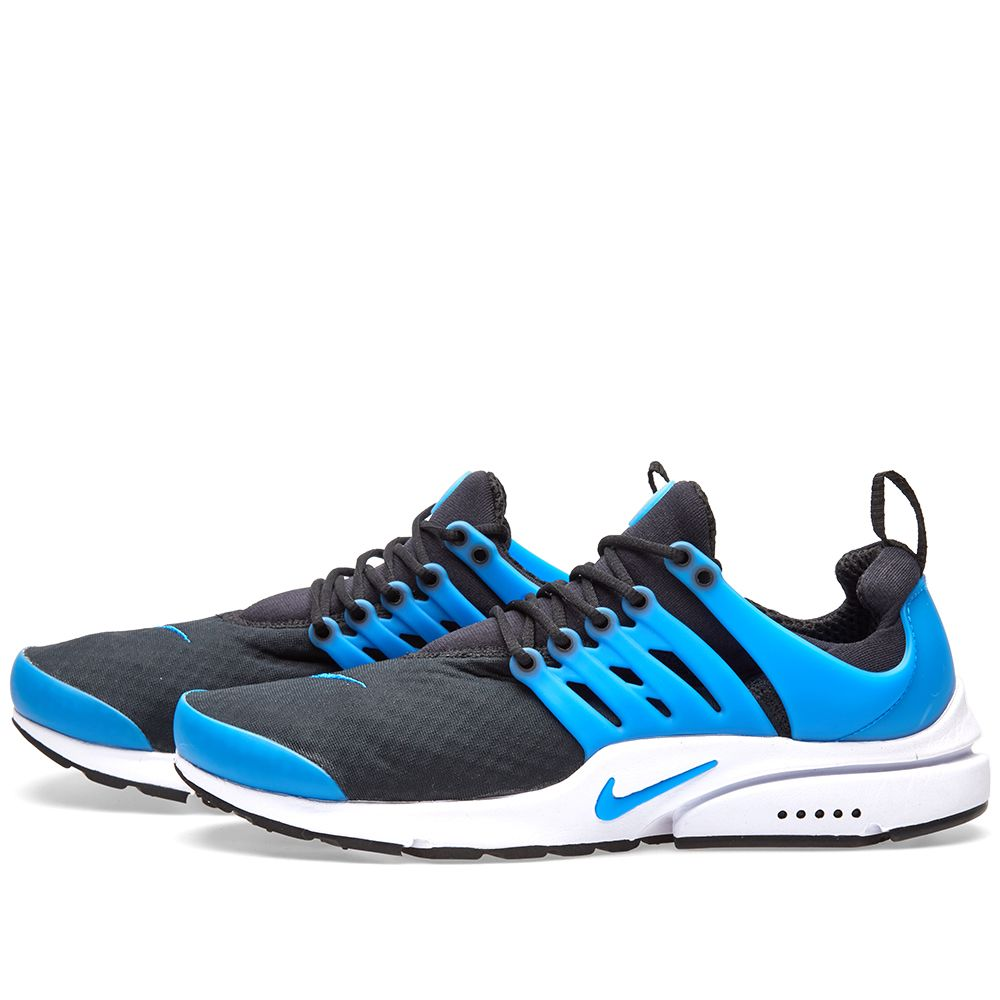 84acdb7e5ec0 Nike Air Presto Essential Black   Photo Blue