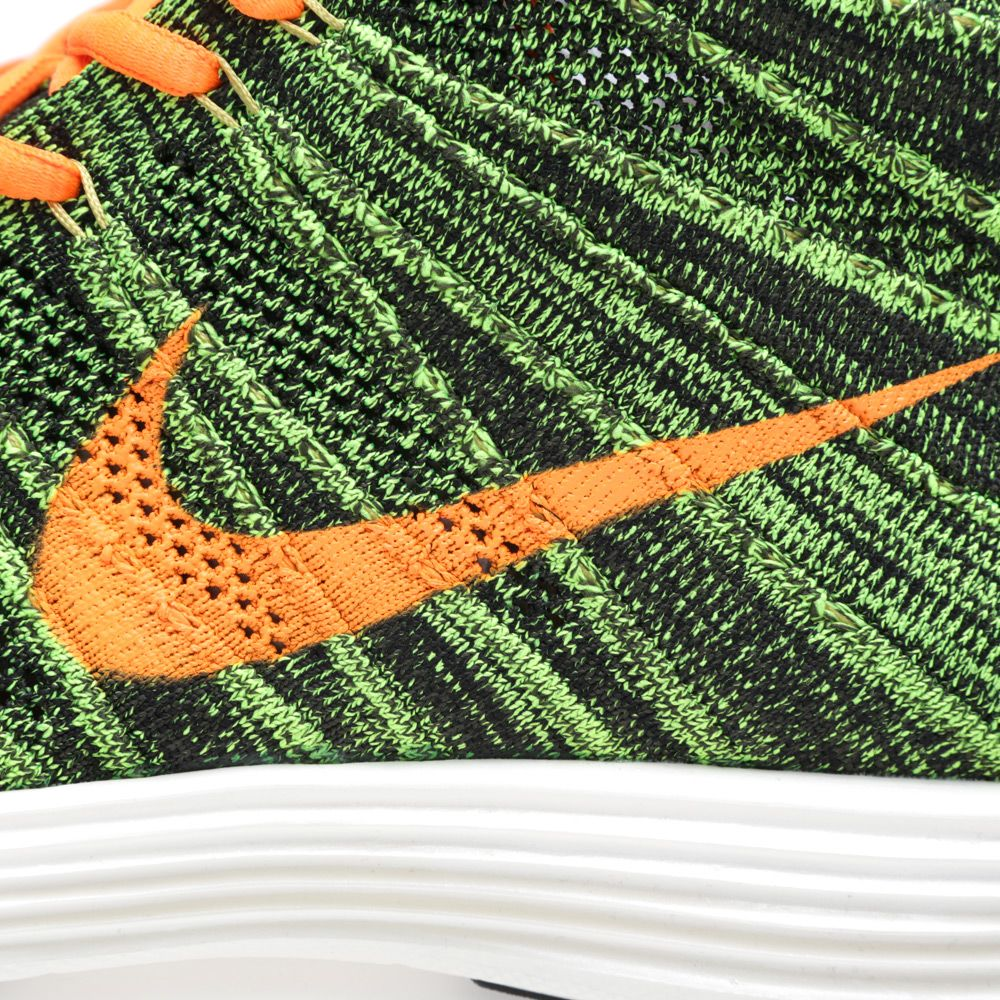 best loved 97b65 e9a83 Nike Lunar Flyknit Chukka. Black  Total Orange. CA199 CA125. image